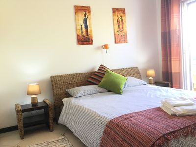 Photo for A stylish and spacious apartment in the beautiful Algarvian town of Tavira.