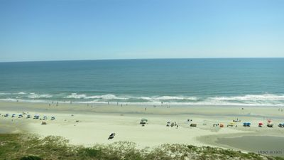 Photo for Beautiful Oceanfront Margate condo - Kingston Plantation-summer & fall available