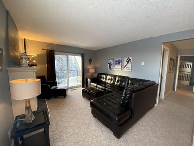 Photo for True Ski-In/Ski-Out Two Bedroom Condo with Hot Tub & Pool (Seasonal).