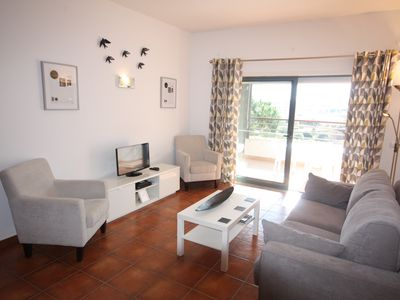 Photo for Modern spacious 2 bed apartment with WiFi - LAGOS Algarve, 29193/AL