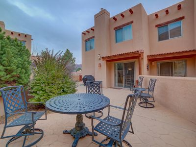 Photo for New Listing! Pet Friendly - 2nd Level Deck - Red Rock Views - 5th Night Free!