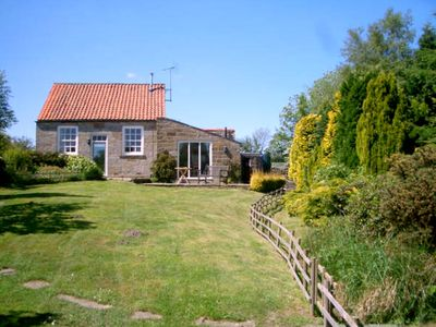 Photo for THE OLD CHAPEL, family friendly, with open fire in Fadmoor, Ref 2363