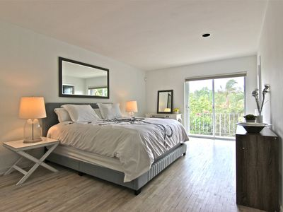 Photo for BRIGHT MODERN KEY WEST STYLE 2 BEDROOM TOWNHOUSE WITH DOCK