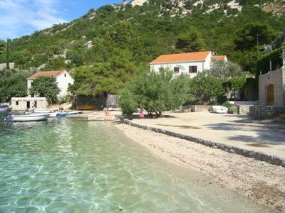 Photo for Apartment in the center of Prožurska Luka with Air conditioning, Terrace, Washing machine (309878)