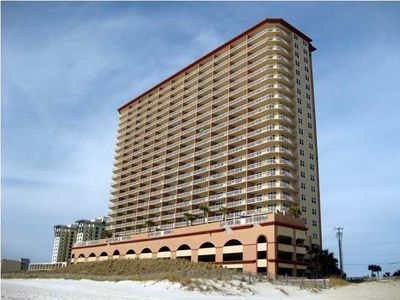 Photo for Beautiful 2 Bed/2 Bath Condo With Ocean View Right on Beach! Ext. Stays Welcome!