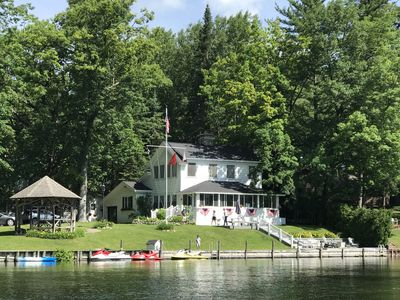 Photo for Northern Michigan Waterfront Family Paradise