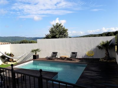 Photo for Recent house between Aix en Provence and Luberon