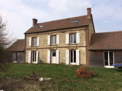 Photo for Countryside family house in the Perche Entirely renovated
