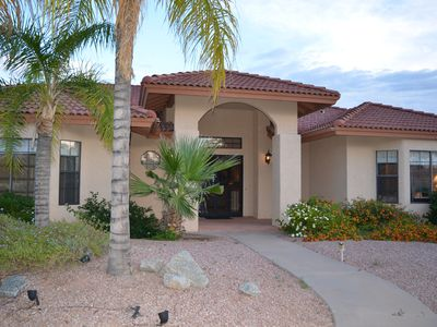 Photo for Custom 4 Bedroom Private N. Scottsdale Home!