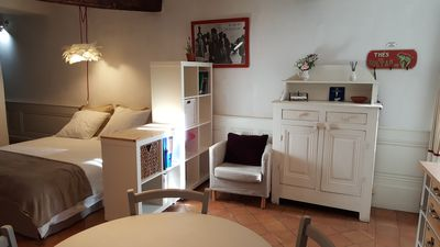 Photo for 1BR Apartment Vacation Rental in Jouques, Provence-Alpes-Côte-D'Azur