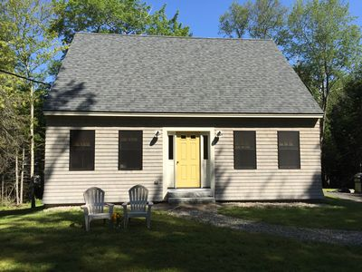 Photo for New 3 Bedroom House, Modern Kitchen:  Minutes from Acadia National Park