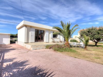 Photo for Wonderful private villa for 4 people with WIFI, TV, pets allowed and parking