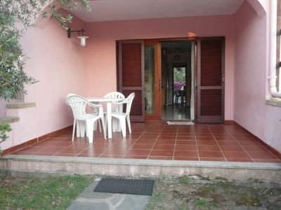 Photo for Villa in residential area with BBQ area and garden