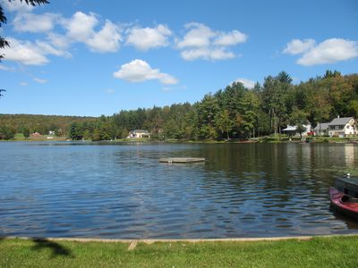 Photo for Get away from it all - enjoy the country charm, peace and quiet of Summit Lake