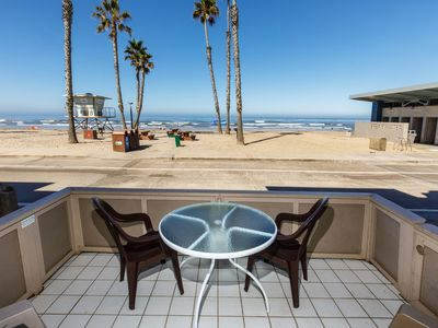 Photo for Panoramic Ocean Views! Front Row Cottage, Dual Masters, 2 Parking Spaces!