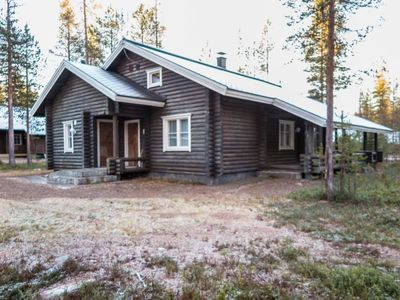 Photo for Vacation home Karpalo in Ylläsjärvi - 12 persons, 3 bedrooms