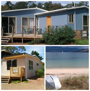 Photo for Bruny Beachside.Includes 2 Houses- up to 22 guests
