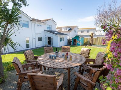 Photo for Sandsend - a 5 bed property sleeping 10 in the heart of Rhosneigr