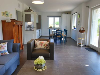 Photo for Holiday house - 124m²-Ferienhaus mit Meerblick