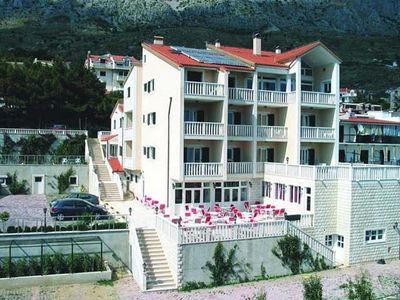 Photo for Apartment in Stanići (Omiš), capacity 2+1