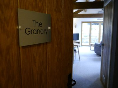 Photo for The Granary, One Bedroom Annexe attached to Ivy Cottage Farm, Carleton