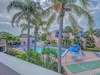 Photo for 208 Sand Cay Pool and Garden View