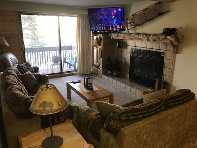 Photo for *****Family friendly condo/Pets welcome across from Giant Steps Resort. *****