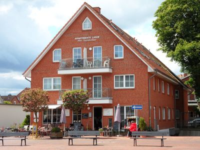 Photo for Apartment Laboe near Kiel in the central village and a few meters to the beach
