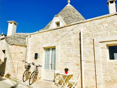 Photo for Trullo Stella: Luxury Trullo