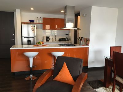 Photo for Luxury apartment with all the Conveniences of your own Home.          .