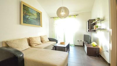 Photo for Holiday apartment With terrace 300 m from the beach