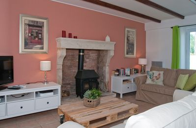 Photo for Recently renovated 3 bed stone cottage with unlimited wi-fi