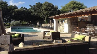 Photo for Bastide with private pool