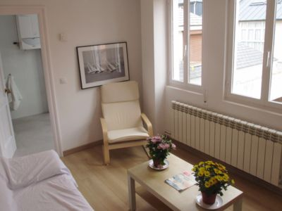 Photo for Bright and well located apartment in Santander