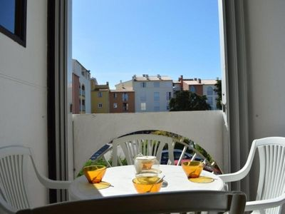 Photo for Apartment Cap d'Agde, 1 room, 3 persons