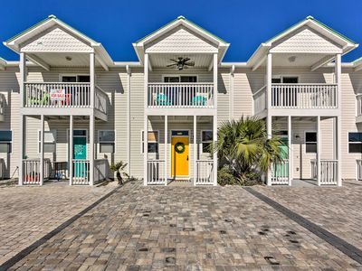 Photo for NEW! Updated Abode w/ Yard, Walk to Mexico Beach!