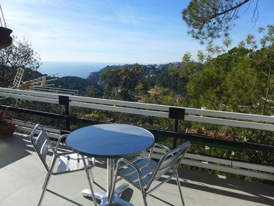 Photo for LLORET DE MAR F3 2 BEDROOMS 4 PERS. NICE VIEW AND QUIET