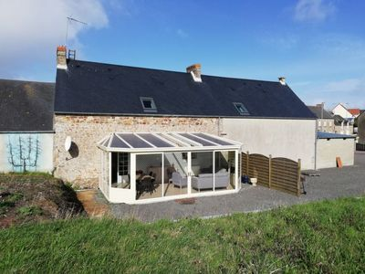 Photo for Vacation home Des Brigadies in Créances - 8 persons, 4 bedrooms