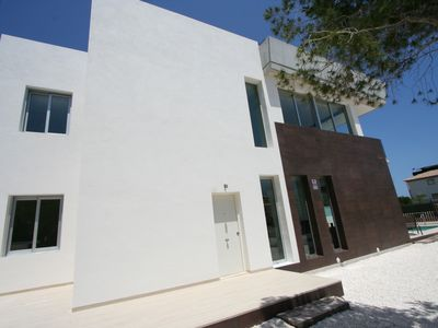 Photo for Villa of 3 minutes from the beach Architect