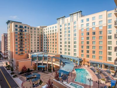 Photo for Wyndham National Harbor, 1 Bedoom Deluxe Condo, Free WiFi
