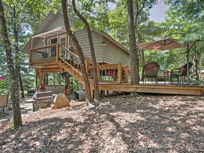Photo for 1BR Apartment Vacation Rental in Pickens, South Carolina