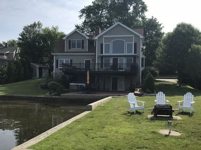 Photo for Gorgeous Waterfront Home on Highland Lake