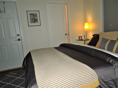 Photo for Clean, Simple, Fresh Studio Bdrm, Private Entry, Bath, W/D, and Kitchenette