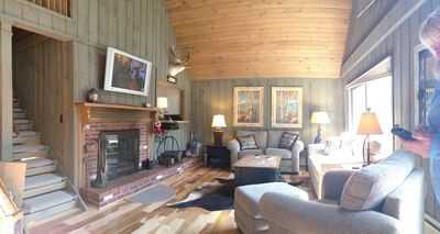 Photo for Spectacular Lake Home on Ossipee Lake in Mt. Washington Valley Sleeps 15+