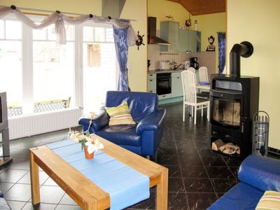 Photo for Vacation home Ferienpark Am Meer (BHV126) in Burhave - 6 persons, 3 bedrooms