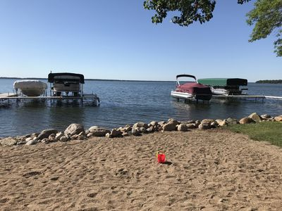 Photo for Vacation On Gorgeous Otter Tail Lake In This Lakefront Cabin!