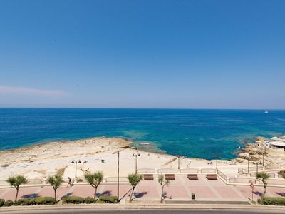 Photo for Spacious Seafront Apartment With Stunning Views