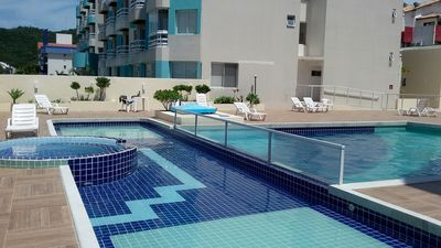 Photo for FRONT FIT WITH POOLS / RESTAURANT NEXT BEACH ACCOMMODATES 04 PEOPLE