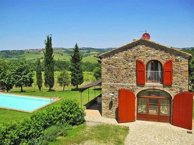 Photo for 4BR Cottage Vacation Rental in Barberino Val d'Elsa, Region Chianti