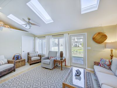 Photo for Newly Renovated Townhome, Near Downtown Rehoboth Beach, shops, restaurants, and Jungle Jim water park. Sleeps 6